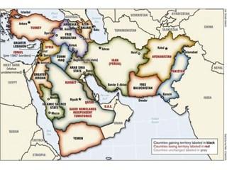 США не забыли о своих планах о создании «Нового Ближнего Востока»