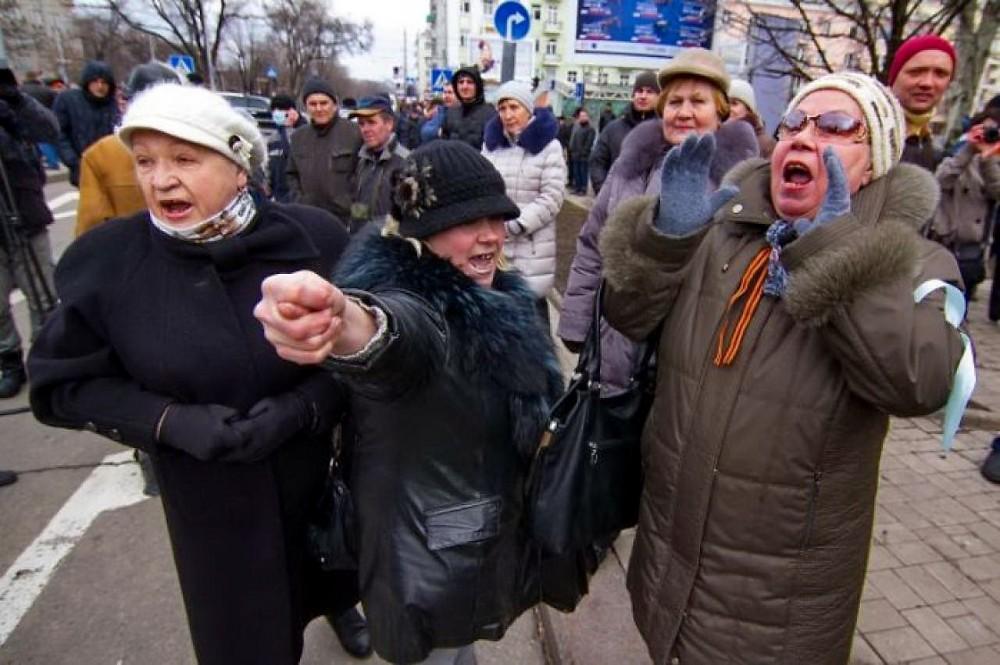 Россия вошла в состояние хол…