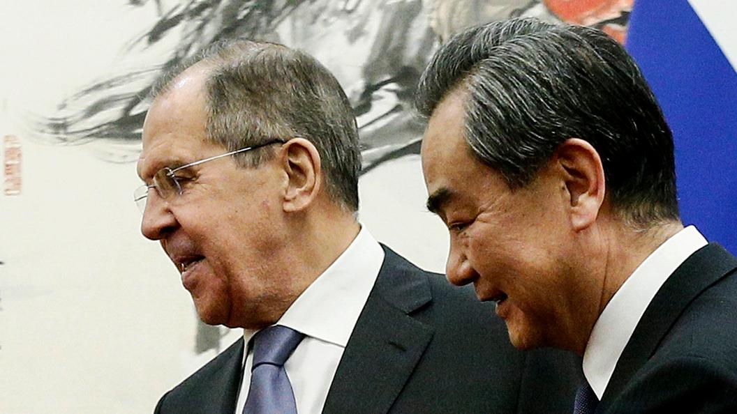Лавров в Пекине: Россия и Ки…