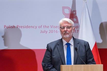 Главу МИД Польши высмеяли за слова о встрече с коллегой из несуществующей страны