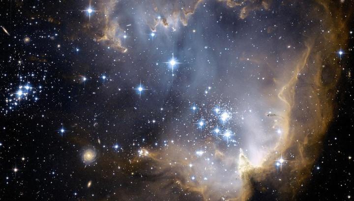 Шотландский астроном: земную жизнь по Галактике могут разносить потоки космической пыли