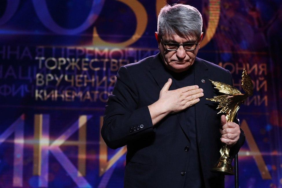 """Против Сокурова развязали настоящую травлю за его выступление на церемонии """"Ника"""""""