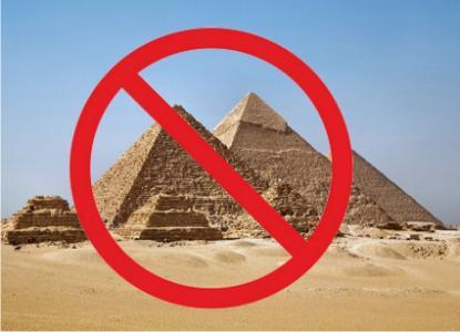 Никаких египтов, сидеть дома, и потом не говорите что вас не предупреждали