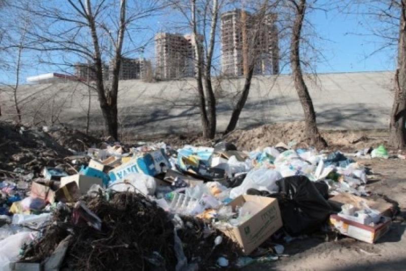 Береза обвинил кормильцев майдана в том, что они загадили Киев
