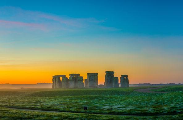 Ученые считают, что первые камни Стоунхенджа заложены не людьми