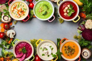 Плавленый сыр или белые грибы. 6 осенних рецептов овощных крем-супов