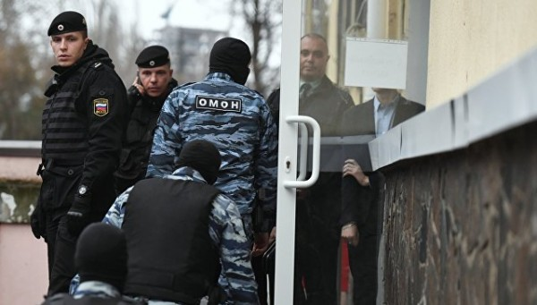 В Крыму арестовали 15 украин…