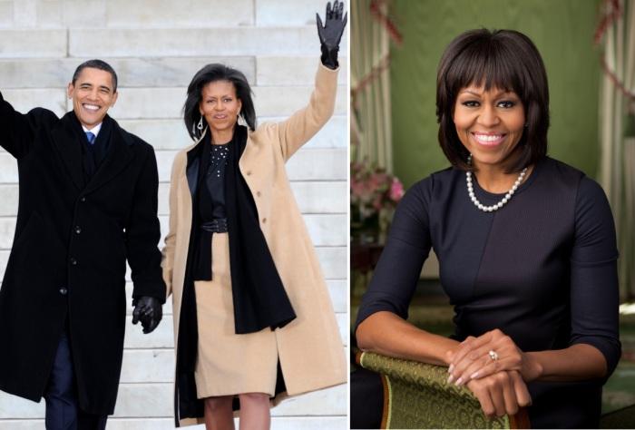 Стиль первой леди Соединенных Штатов Америки Мишель Обамы часто сравнивают со «стилем Джеки».