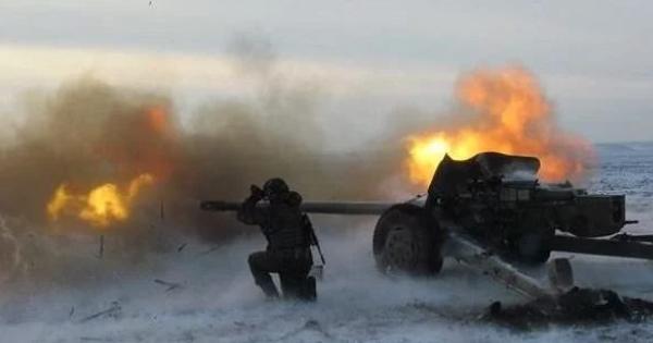 Украинские боевики обстреляли из зенитных установок северную окраину Донецка  — СЦКК