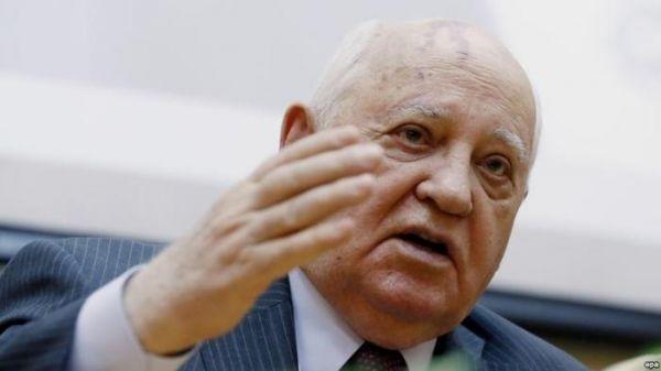 «Забыли Горбачева»: Витаутас Ландсбергис хочет посадить президента СССР