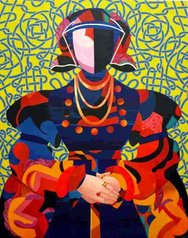Идеи поп-арта и сюрреализма. Ximo Gascon