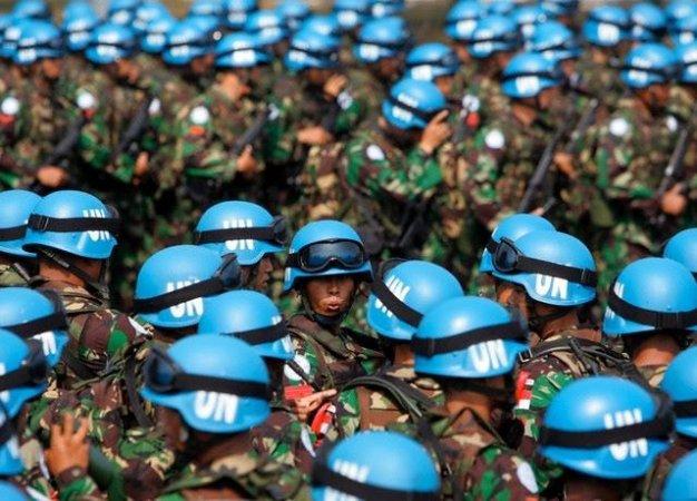 В Конго погибли не менее семи миротворцев ООН