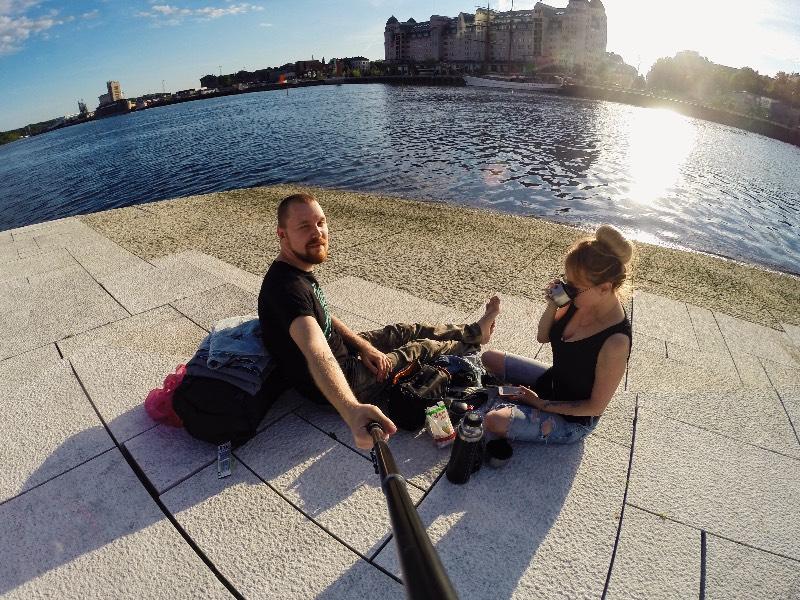 Путешествие по Норвегии: Лоф…