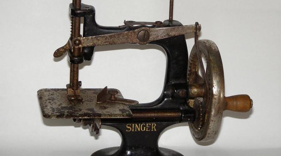 За какими швейными машинками охотятся антиквары