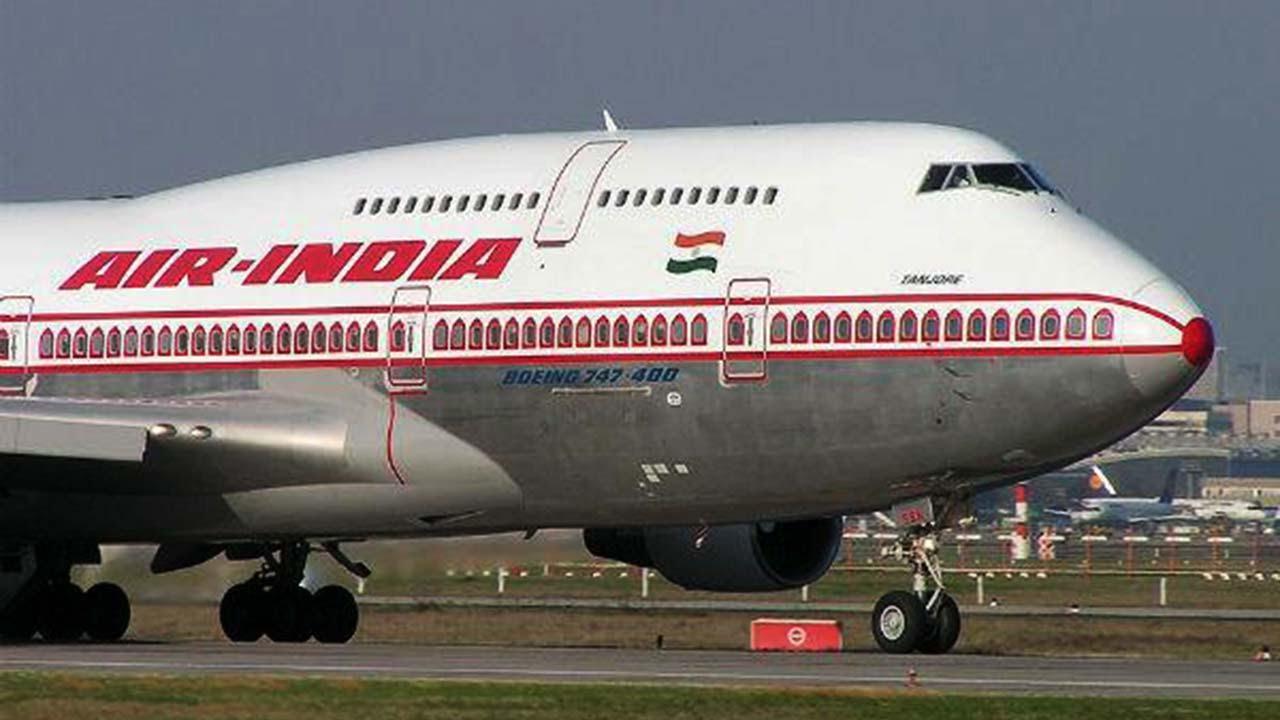 У самолета Air India турбуле…