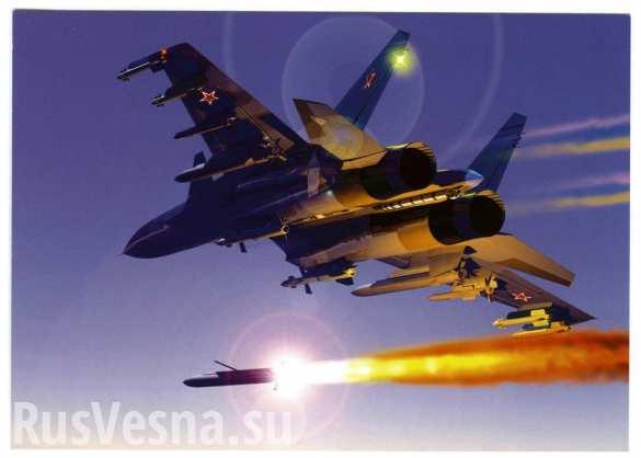 Последний авиаудар по Сирии: ВКС РФ уничтожили необычного человека  Фото © ИТАР-ТАСС