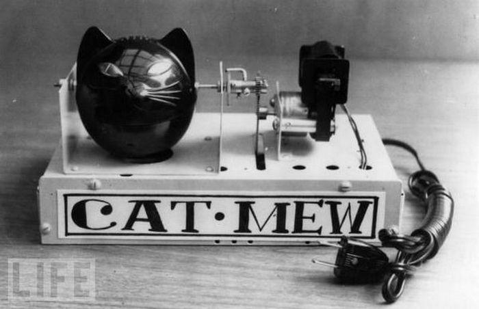 Электромеханическое устройство для отпугивания мышей, 1963 год, США