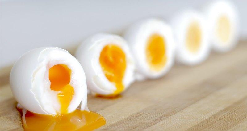 Как сварить яйцо по научно в…