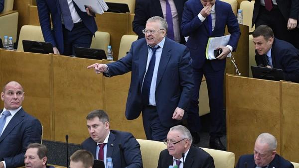 Скандал! В Госдуме у фракции…
