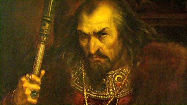 Почему Иван Грозный лишил русское царство наследника?