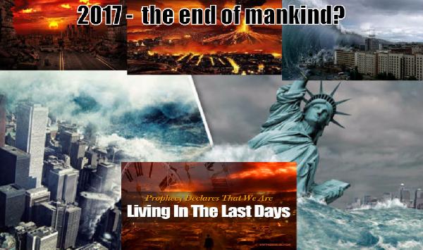 Закрытый доклад ERI для ООН и правительств мира: 2017 - год угрозы существованию человечества