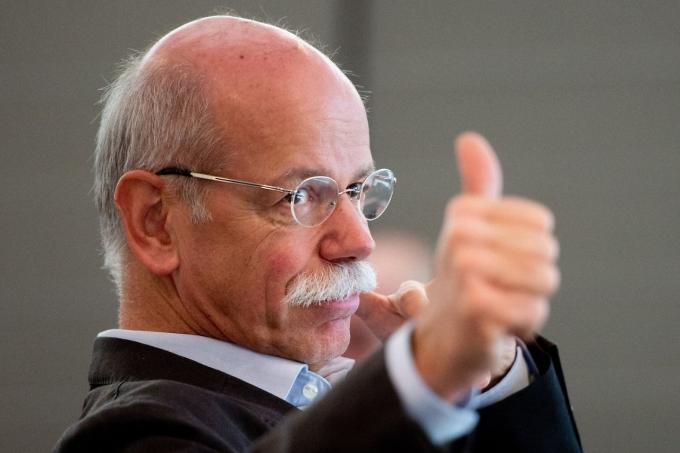 Daimler: больше дизелей – чище воздух!