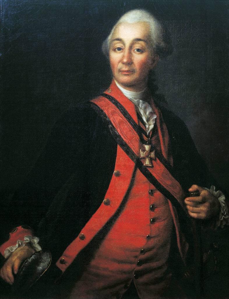 Суворов против конфедератов