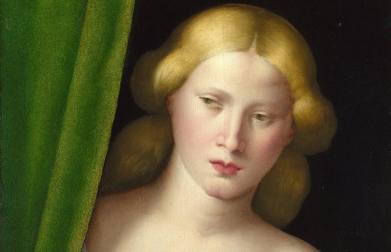 Как венецианской блондинке вернули соски
