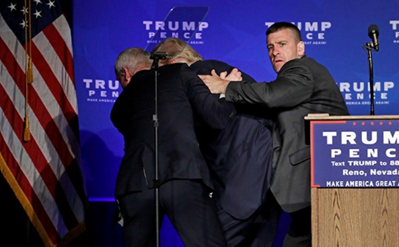 CNN готовит покушение на Трампа на инаугурации