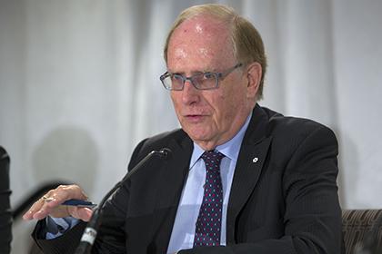 Макларен рассказал о нечеловеческом уровне соли в пробах медалистов Игр в Сочи