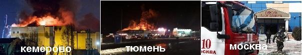 Сколько ещё ожидать пожаров в торговых и развлекательных центрах РФ?