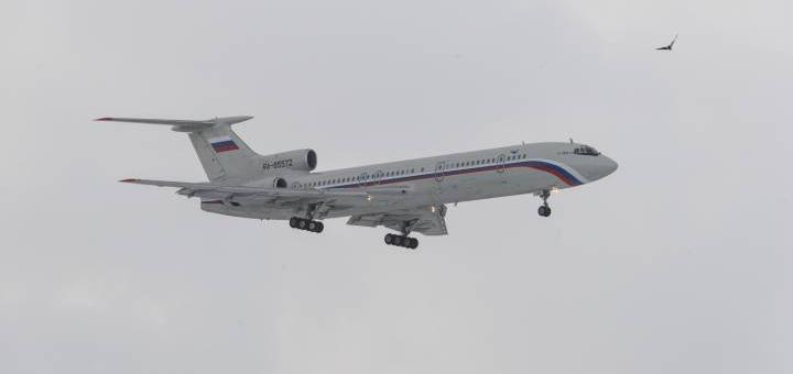 Источник в Минобороны о крушении Ту-154: ФСБ отрабатывает версию теракта