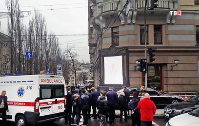 В центре Киева застрелен экс-депутат Госдумы Денис Вороненков