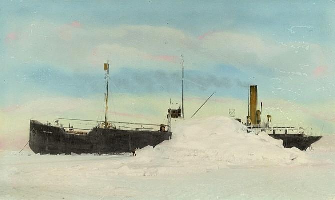 """Бэйчимо"" – загадочный призрак Арктики"