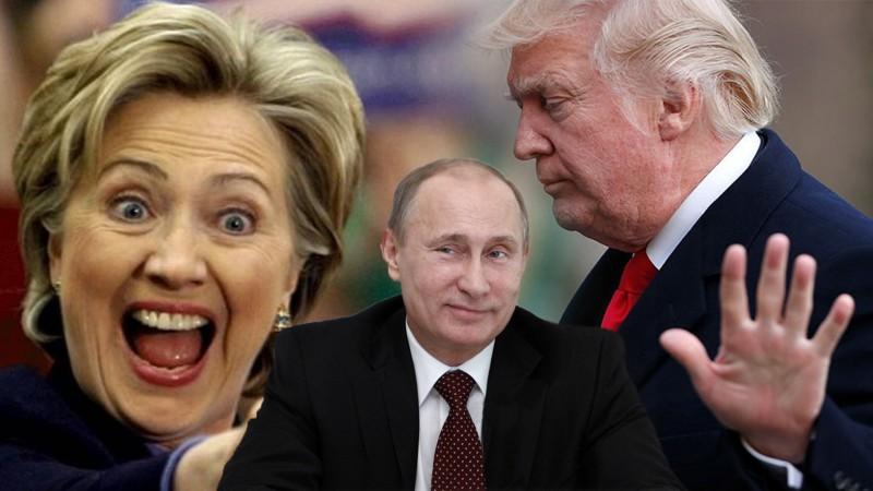 Нас всех купил Путин: Трамп …