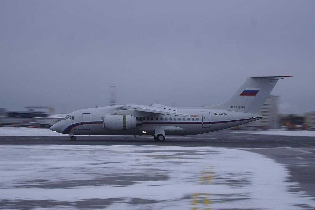 Два последних самолета Ан-148-100Е ВКС России поступили в 390-й авиационный полк