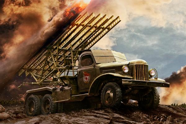 Чудо-оружие Сталина: почему немцы так боялись советских «Катюш»?