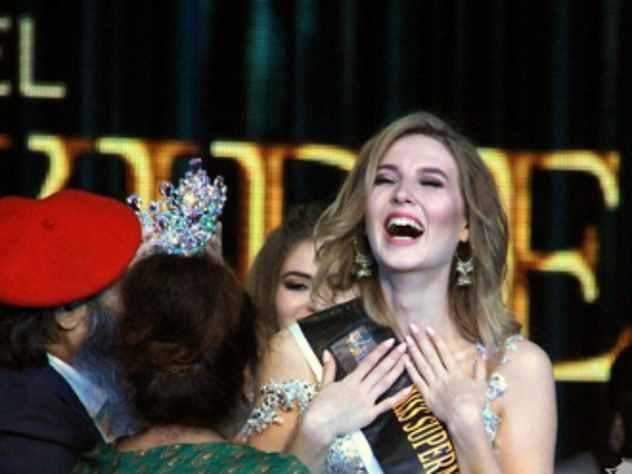 Пермская студентка рассказала, почему представляла на конкурсе красоты Белоруссию