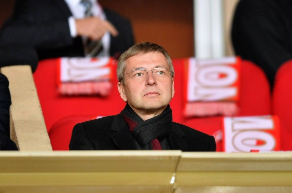 Дмитрий Рыболовлев. Фото: www.globallookpress.com