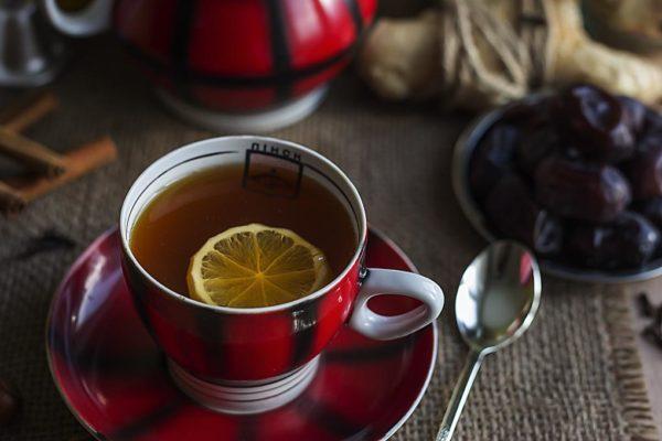 чай с лаймом и мятой фото чая