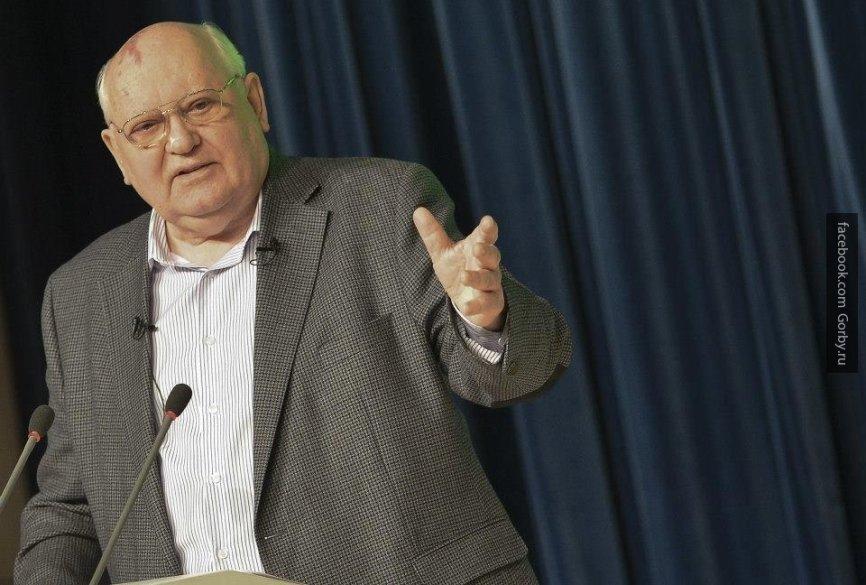 Горбачев назвал ракетный удар по Сирии тренировкой перед стрельбой