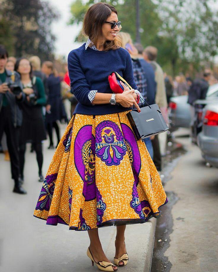Необычная юбка: какую выбрать?