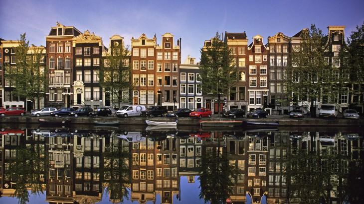30 фактов об Амстердаме, способных заставить вас бросить всё и улететь в отпуск