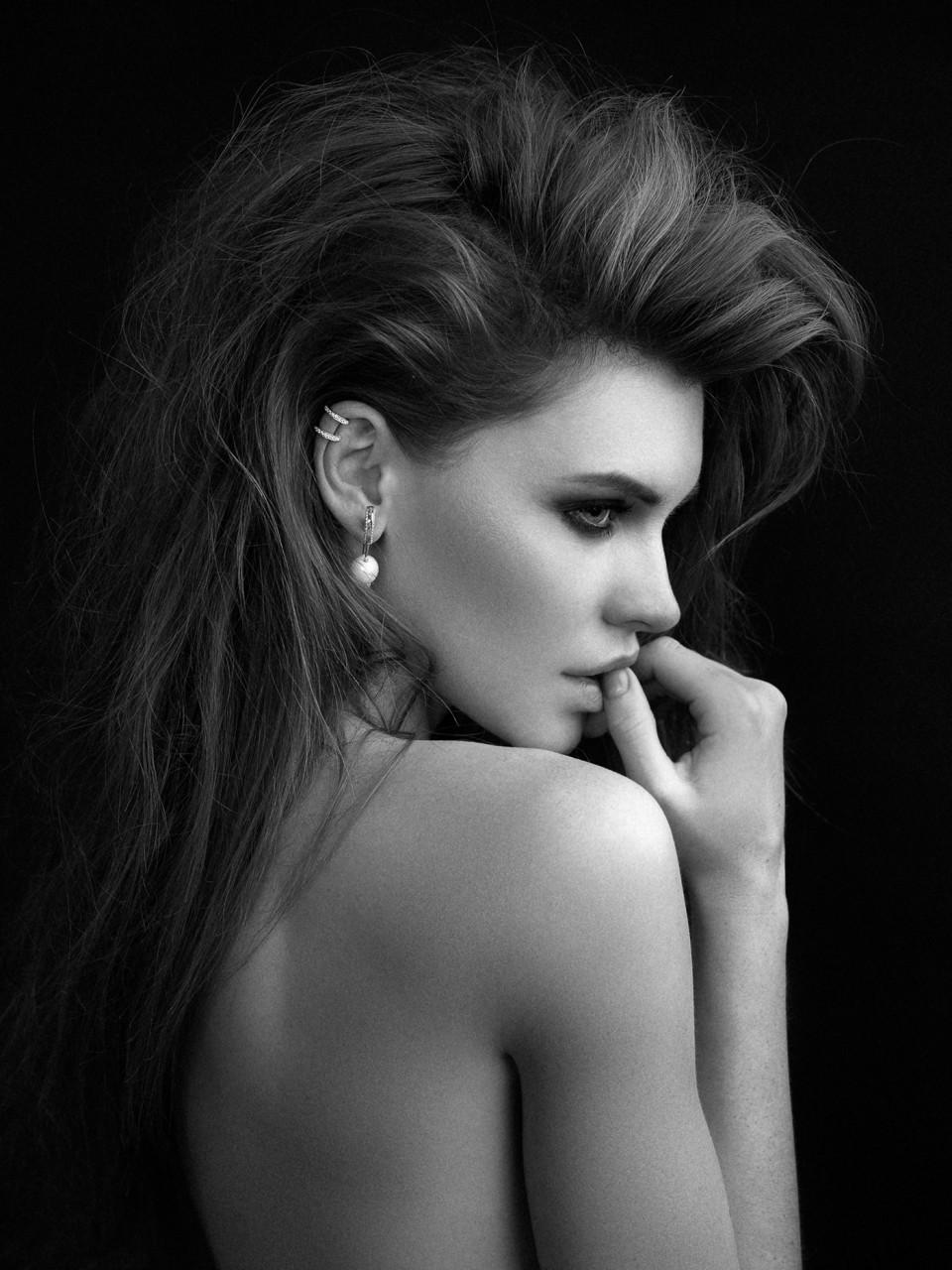 Дмитрий Бочаров Черно-белая фотография красоты