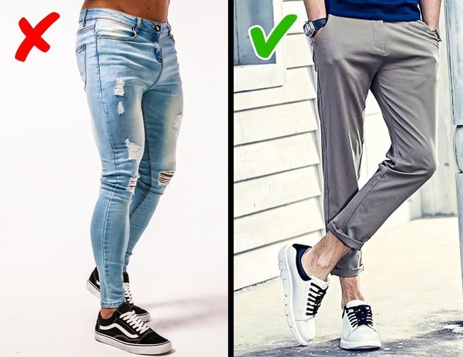 13 предметов мужского гардероба, о которых нужно забыть навсегда