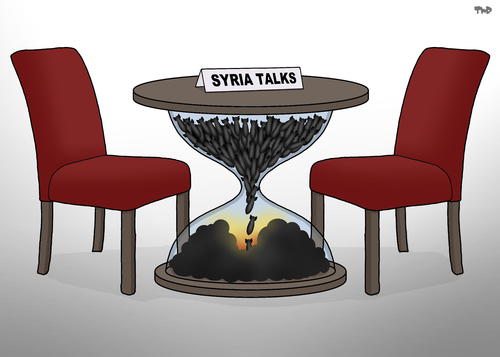 Сирийская текучка