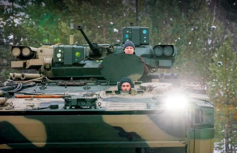 «Курганец-25»: новая русская бронемашина