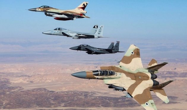Израиль таки надумал «врезать» по российским объектам в Сирии с воздуха