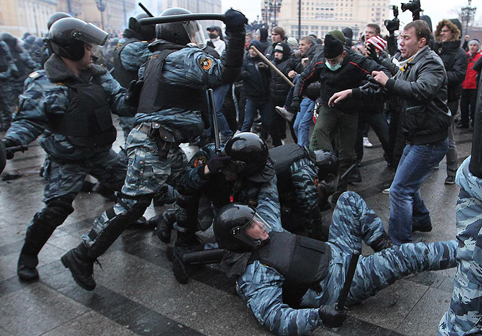 Европейские ценности: россиян призвали к убийствам полицейских ...