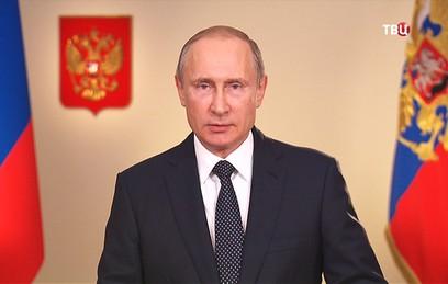 Путин пожелал удачи участникам Армейских международных игр